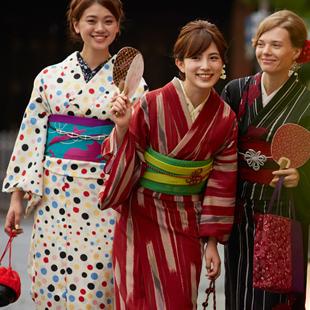 【お友達・グループ】着物で鎌倉散策!のイメージ